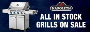 2020 In Stock Grills